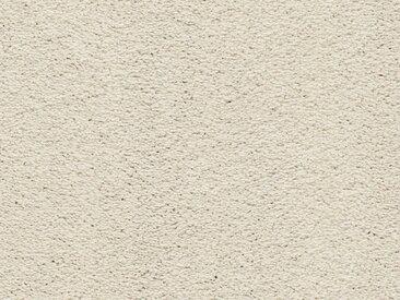 Vorwerk Teppichboden »SUPERIOR 1067«, rechteckig, Höhe 11 mm, Matt-Glanz-Saxony, 400/500 cm Breite, weiß, creme