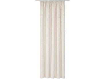 Wirth Vorhang »Toco-Ranke«, Kräuselband (1 Stück), natur, beige
