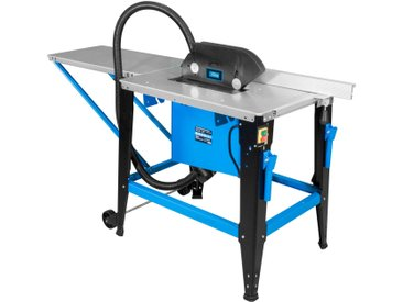 Güde GÜDE Tischkreissäge »GTKS 315«, 400 V, 2800 W, 315 mm, blau, blau