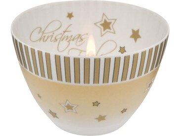 Goebel Teelichthalter »Christmas Feeling Champagne«