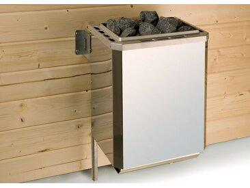 weka WEKA Saunaofen »Classic«, 9 kW, silberfarben, silberfarben