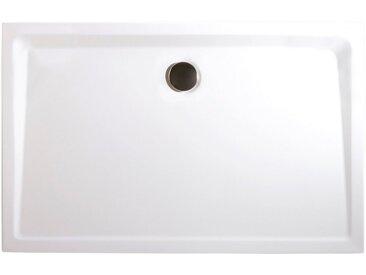 Schulte Duschwanne »extra-flach«, rechteckig, Acryl, Set, rechteckig, verschiedene Maße