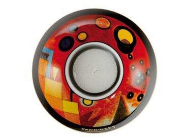 Goebel Teelichthalter »Schweres Rot - Wassily Kandinsky«