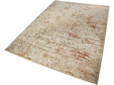 Wecon home Teppich »Rococo Vintage«, rechteckig, Höhe 12 mm, Wohnzimmer, natur, beige