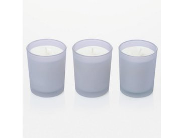 Aroma Naturals by Ritzenhoff Duftkerze »Aroma Naturals Lavender Bergamot 3er Set Ø 5 cm«