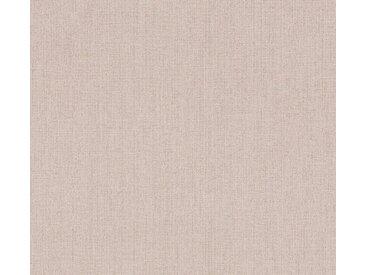 living walls Vliestapete »Hygge«, einfarbig, uni, braun, beige-braun