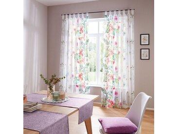 HomeLiving Vorhang »Blütenbrise«