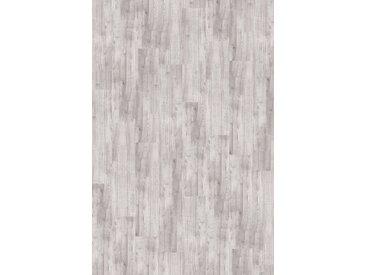 Infloor INFLOOR Teppichfliese »Velour Holzoptik Eiche hell-grau«, selbsthaftend 25 x 100 cm, grau, eiche hell/grau