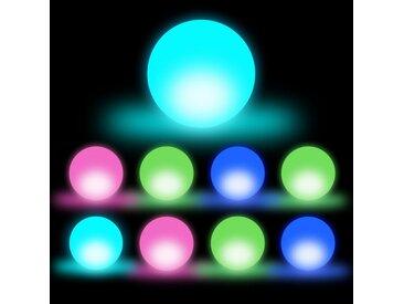 relaxdays LED Kugelleuchte »9 x LED Kugel«