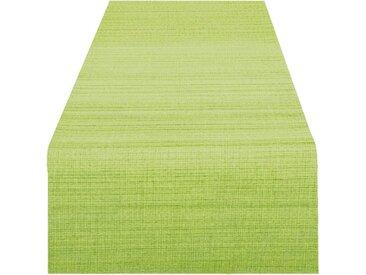 Delindo Lifestyle Tischläufer »WIEN«, Fleckabweisend, pflegeleicht, 180 g/m², grün, grün