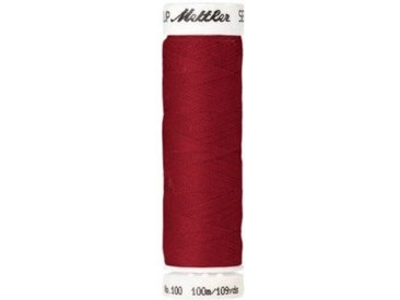 Good Life Nähgarn »SERALON«, Gardinen, Vorhänge, (1-St), Spule in vielen Farben, rot, dunkelrot
