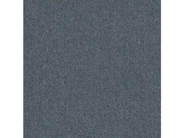 Teppichfliese »Jersey«, quadratisch, Höhe 3 mm, selbstliegend, blau, 20 St., SL 850 hellblau
