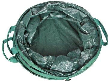 Dehner Mülltonnenbox »Gartenabfallsack Pop-Up Comfort, 160 l, Ø 55 cm«