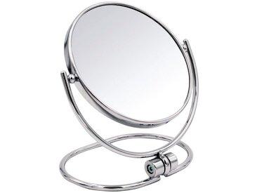RIDDER Kosmetikspiegel »Merida«, ohne Beleuchtung, silberfarben, silberfarben