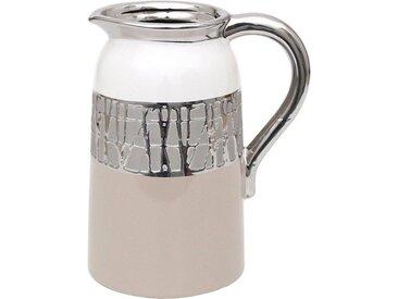 Dekohelden24 Dekovase »Edle Moderne Deko Designer Keramik Vase / Krug« (1 Stück)