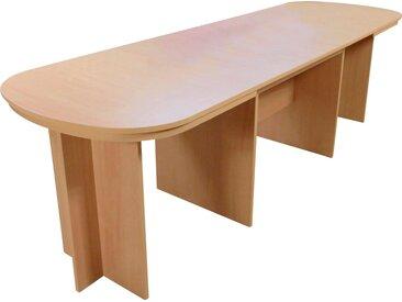 Tisch »Passau«, braun, buchefarben