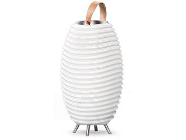 KOODUU LED Stehlampe »Synergy Pro«, Soundsystem, Getränkekühler, Vase, Akku, Tischleuchte, für den IN- und OUTDOOR-BEREICH