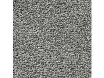 Vorwerk VORWERK Teppichboden »Passion 1004«, Meterware, Velours, Breite 400/500 cm, grau, grau x 5V29