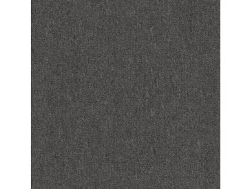 Teppichfliese »Jersey«, quadratisch, Höhe 3 mm, selbstliegend, schwarz, 4 St., SL 820 anthrazit