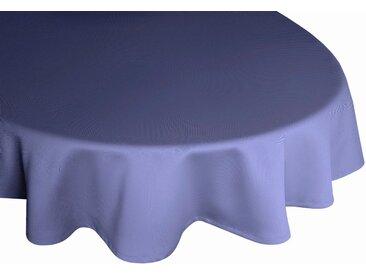 Adam Tischdecke »Uni Collection«, GOTS zertifiziert, nachhaltig, blau, royalblau