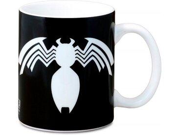 LOGOSHIRT Tasse mit coolem Antihelden-Print »Marvel Comics«, schwarz, schwarz