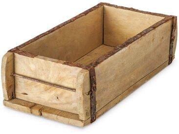 """BOLTZE Dekokiste »Deko Box """"Rygge"""" mit einer Kammer, im Rustikalen« (1 Stück)"""