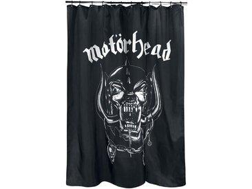 Motörhead Duschvorhang »MOTÖRHEAD DUSCHVORHANG CURTAIN WARPIG LOGO NEU«