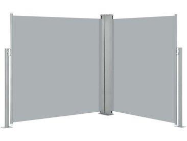vidaXL Seitenmarkise » Ausziehbare Seitenmarkise Anthrazit 140 x 600 cm«