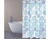 welltime Duschvorhang »Elma« Breite 180 cm, weiß