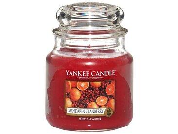 Yankee Candle Duftkerze »Classic Housewarmer Mittel Mandarin Cranberry«