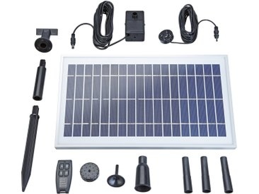 Pontec Solarpumpe »PondoSolar 600 Control«, 600 l/h