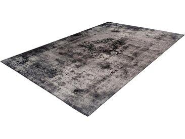 Arte Espina Teppich »Vintage 8403«, rechteckig, Höhe 9 mm, Kurzflor, grau, grau