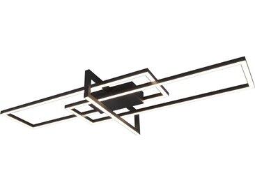 my home LED Deckenleuchte »LED Deckenleuchte ALICA«, Switch Dimmer, schwarz, schwarz