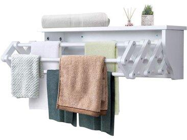 COSTWAY Handtuchständer »Wäscheständer«, ausziehbar