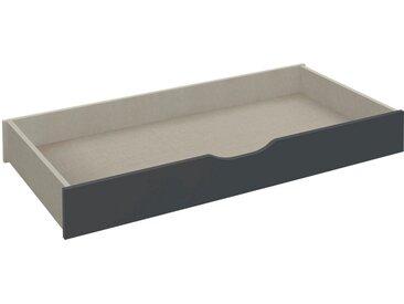 rauch ORANGE Bettschubkasten, grau, graumetallic