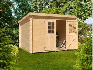 Kiehn-Holz Gartenhaus »Hummelsee 2«, BxT: 237x204 cm