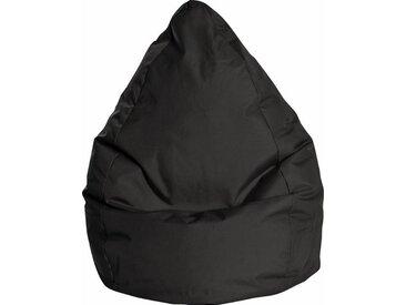 Sitting Point Sitzsack »BRAVAL L«, schwarz, schwarz