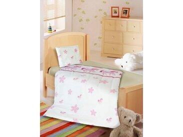 Goldmond Kinderbettwäsche »Einhorn«, mit niedlichem Print