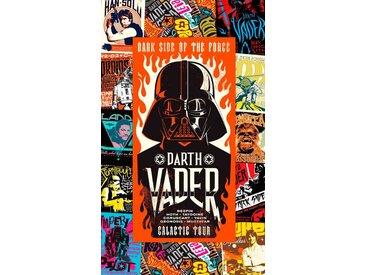 Komar Vliestapete »Star Wars Rock On Posters«, glatt, Comic