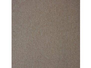Sparset: Teppichfliese »Neapel«, 20 Stück (5 m²), selbstliegend, natur, beige