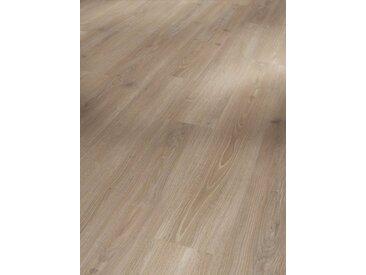 PARADOR Laminat »Classic 1050 - Eiche Skyline perlgrau«, Packung, ohne Fuge, 1285 x 194 mm, Stärke: 8 mm