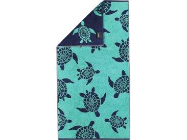 Cawö Strandtuch »Sea Schildkröte« (1-St), mit Schildkröten-Motiv