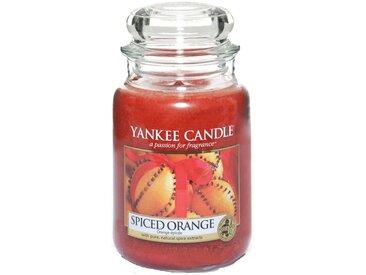 Yankee Candle Duftkerze »Classic Housewarmer Groß Spiced Orange«