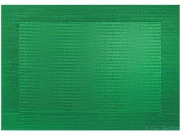 ASA SELECTION Platzset, »Pvc colour Wacholder Grün«