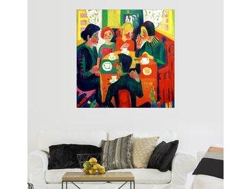 Posterlounge Wandbild, Kaffeetisch, Acrylglasbild