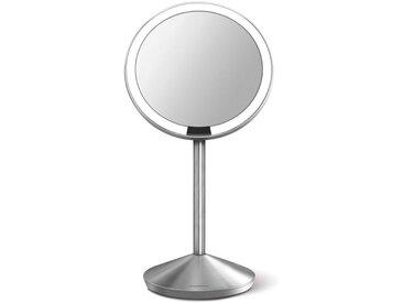 simplehuman Spiegel »12cm Sensorspiegel«, silberfarben, silberfarben