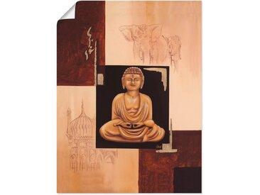 Artland Wandbild »Indisches Gefühl I«, Religion (1 Stück), Poster
