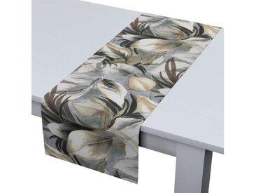 Dekoria Tischläufer, grau-beige