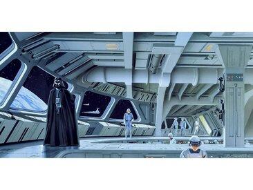 Komar Fototapete »Star Wars Classic RMQ Stardestroyer Deck«, glatt, mehrfarbig, Weltall, futuristisch, (Packung)