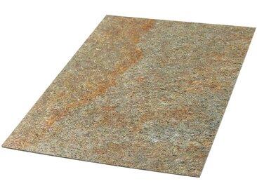 Slate Lite SLATE LITE Dekorpaneele »Muster Sheet Cobre«, Musterset DIN A6 (39 Dekore), grau, silbergrau